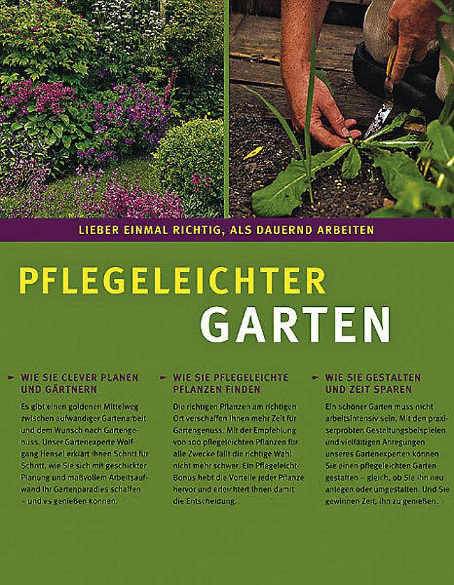 Pflegeleichter Garten Buch Jetzt Bei Weltbild At Online Bestellen