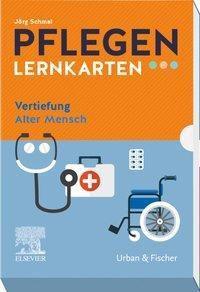PFLEGEN Lernkarten Vertiefung Alter Mensch - Jörg Schmal |