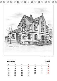 Pfullingen in Kohlezeichnungen (Tischkalender 2019 DIN A5 hoch) - Produktdetailbild 3