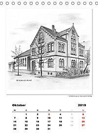 Pfullingen in Kohlezeichnungen (Tischkalender 2019 DIN A5 hoch) - Produktdetailbild 10