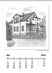 Pfullingen in Kohlezeichnungen (Wandkalender 2019 DIN A2 hoch) - Produktdetailbild 7