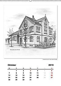 Pfullingen in Kohlezeichnungen (Wandkalender 2019 DIN A2 hoch) - Produktdetailbild 11