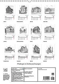 Pfullingen in Kohlezeichnungen (Wandkalender 2019 DIN A3 hoch) - Produktdetailbild 13