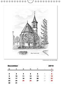 Pfullingen in Kohlezeichnungen (Wandkalender 2019 DIN A4 hoch) - Produktdetailbild 12