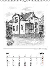 Pfullingen in Kohlezeichnungen (Wandkalender 2019 DIN A3 hoch) - Produktdetailbild 5