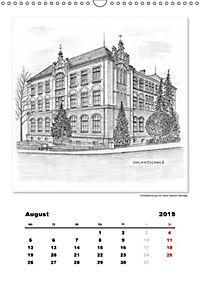 Pfullingen in Kohlezeichnungen (Wandkalender 2019 DIN A3 hoch) - Produktdetailbild 8