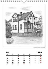 Pfullingen in Kohlezeichnungen (Wandkalender 2019 DIN A4 hoch) - Produktdetailbild 5