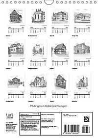Pfullingen in Kohlezeichnungen (Wandkalender 2019 DIN A4 hoch) - Produktdetailbild 13