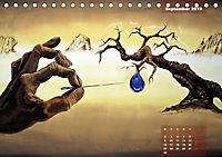 Phantastische Kunst (Tischkalender 2019 DIN A5 quer) - Produktdetailbild 3