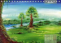 Phantastische Kunst (Tischkalender 2019 DIN A5 quer) - Produktdetailbild 5