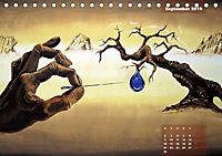 Phantastische Kunst (Tischkalender 2019 DIN A5 quer) - Produktdetailbild 9