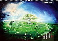 Phantastische Kunst (Wandkalender 2019 DIN A3 quer) - Produktdetailbild 1