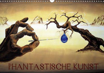 Phantastische Kunst (Wandkalender 2019 DIN A3 quer), Martin Welzel