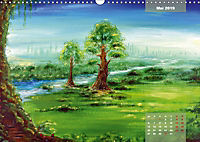 Phantastische Kunst (Wandkalender 2019 DIN A3 quer) - Produktdetailbild 5
