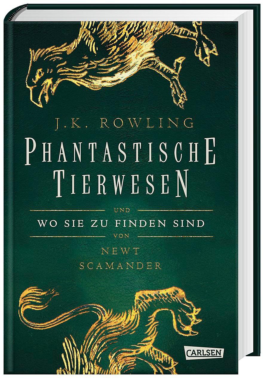 Phantastische Tierwesen 2 Buch
