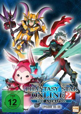 Phantasy Star Online 2 - Vol. 2 (Episoden 05-08)