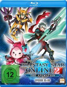 Phantasy Star Online 2 - Vol. 2 (Episoden 05-08), N, A