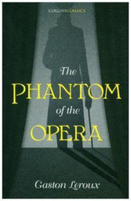 Phantom of the Opera, Gaston Leroux