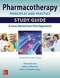 Pharmacotherapy practice and principles