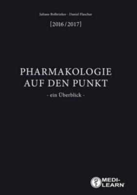 Pharmakologie auf den Punkt - 2016/2017 -  pdf epub
