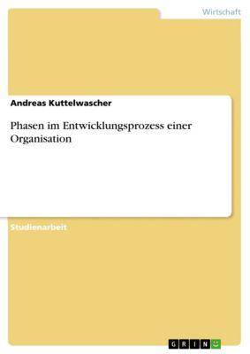 Phasen im Entwicklungsprozess einer Organisation, Andreas Kuttelwascher