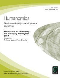 Philanthropy, Social Economy and a Changing World-System Part 4