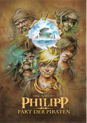 Philipp - Pakt der Piraten, Dirk Schaary