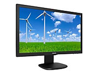 PHILIPS 243S5LJMB/00 59,94cm 23,6Zoll LCD monitor - Produktdetailbild 1