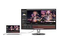 PHILIPS 328P6AUBREB/00 81,28cm 32Zoll LCD Monitor Quad HD 2560x1440 pixels High Dynamic Range IPS technology USB 3.0 Hub - Produktdetailbild 4
