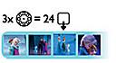 """PHILIPS """"Disney Frozen"""" 2in1 Projektor und Taschenlampe - Produktdetailbild 2"""