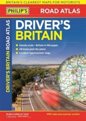 Philip's Driver's Atlas Britain