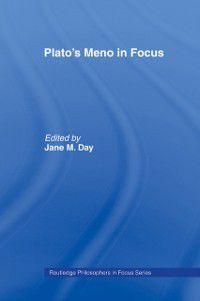 Philosophers in Focus: Plato's Meno In Focus