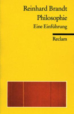 Philosophie, Reinhard Brandt