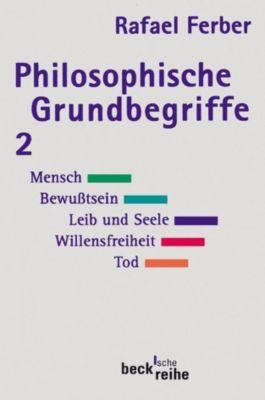 Philosophische Grundbegriffe, Rafael Ferber
