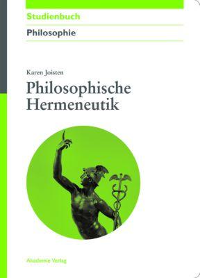 Philosophische Hermeneutik, Karen Joisten