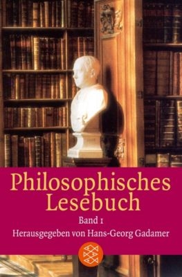 Philosophisches Lesebuch, 3 Bde., Hans-Georg Gadamer