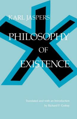 Philosophy of Existence, Karl Jaspers