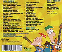 Phineas & Ferb-Das Musikalbum (Deutsch) - Produktdetailbild 1