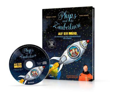 Phips und die Zauberlinse auf dem Mond, Mirjam A. Gygax