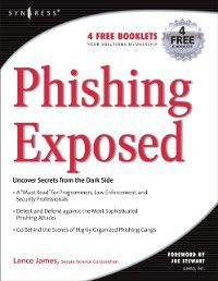 Phishing Exposed, Lance James