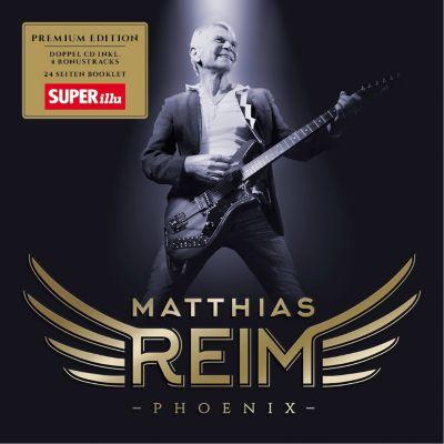 Phoenix (Limited Premium Edition, 2 CDs), Matthias Reim
