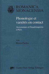 Phonologie et variétés en contact, Elissa Pustka