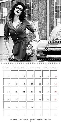 Photography in retro style (Wall Calendar 2019 300 × 300 mm Square) - Produktdetailbild 10