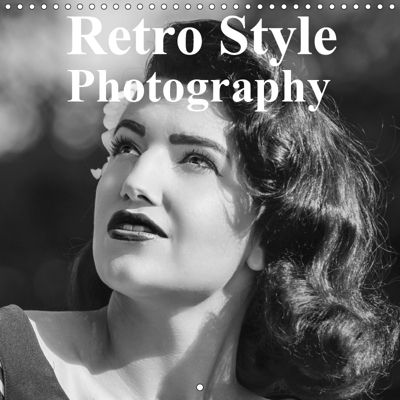 Photography in retro style (Wall Calendar 2019 300 × 300 mm Square), Michael Jaster