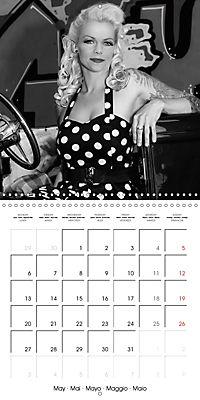 Photography in retro style (Wall Calendar 2019 300 × 300 mm Square) - Produktdetailbild 5