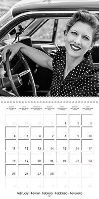 Photography in retro style (Wall Calendar 2019 300 × 300 mm Square) - Produktdetailbild 2