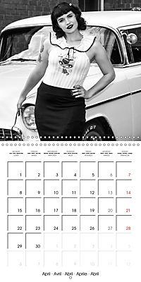 Photography in retro style (Wall Calendar 2019 300 × 300 mm Square) - Produktdetailbild 4