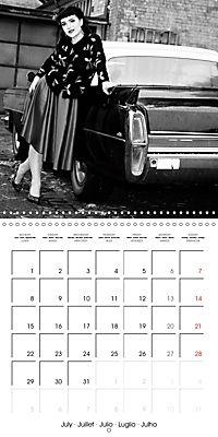 Photography in retro style (Wall Calendar 2019 300 × 300 mm Square) - Produktdetailbild 7