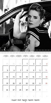 Photography in retro style (Wall Calendar 2019 300 × 300 mm Square) - Produktdetailbild 8
