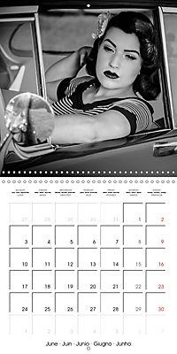 Photography in retro style (Wall Calendar 2019 300 × 300 mm Square) - Produktdetailbild 6